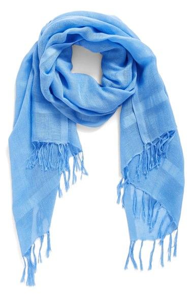 CaslonLinenBlendScarf