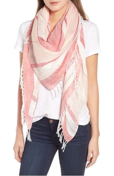 CaslonStripeScarf